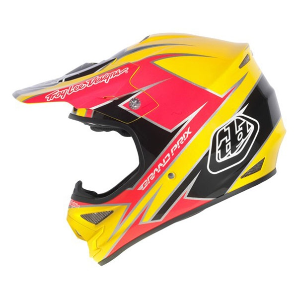 Prilba Troy Lee Designs Grand Prix vel.L