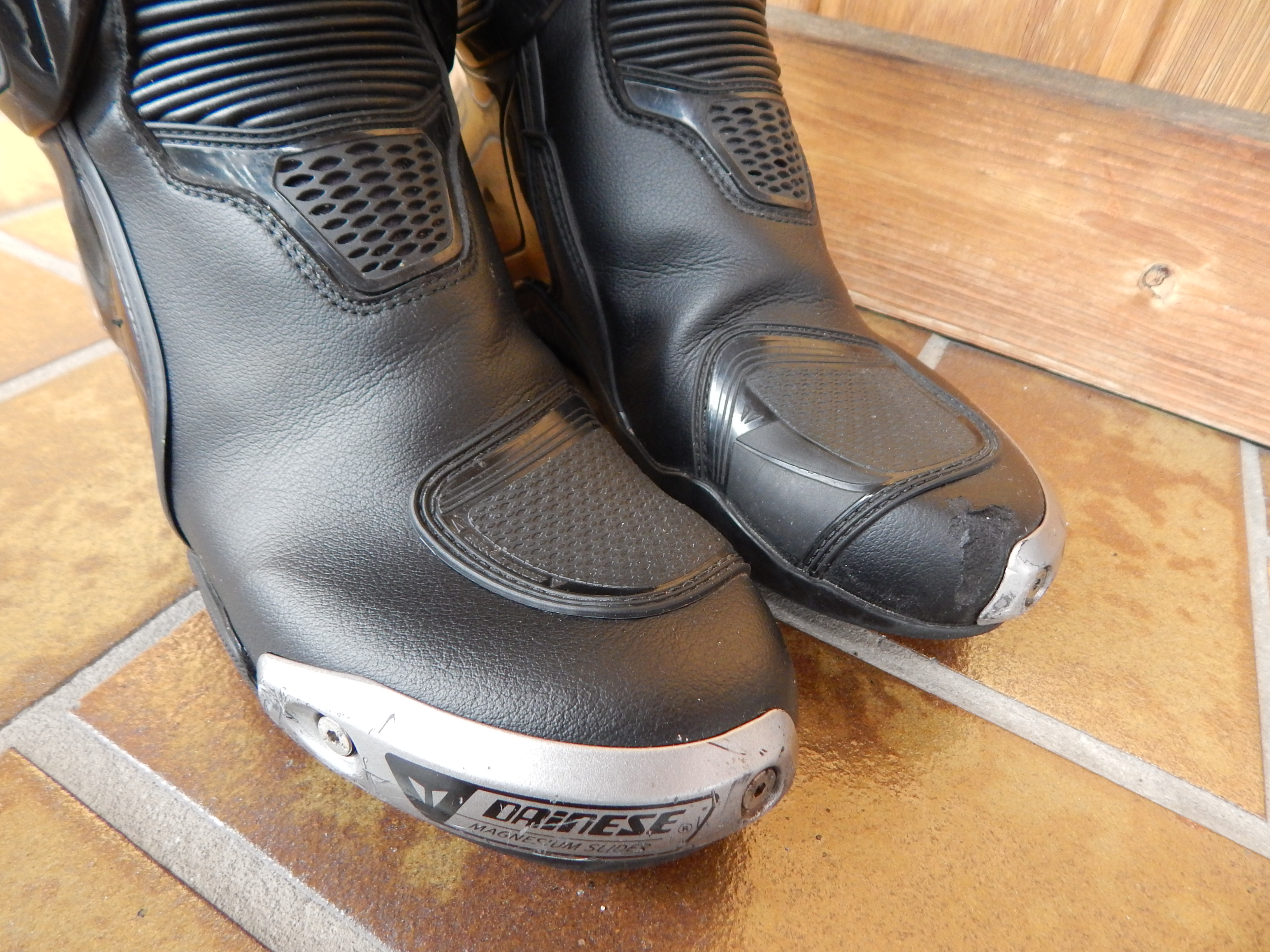 boty Dainese Torque D1 Out vel.38