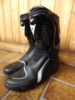 boty Dainese TR-Course Out vel.45, lehce jete, PC 6990Kc