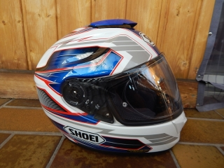 Prilba Shoei GT-Air Inertia TC-2 vel.S, 1x jeta, PC 14900Kc