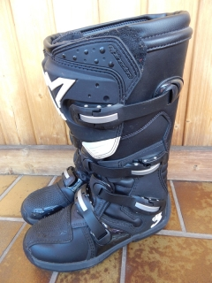 Motocross boty Alpinestars Tech 3 vel.9/43